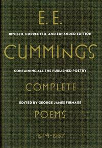 E. E. Cummings: Complete Poems 1904-1962