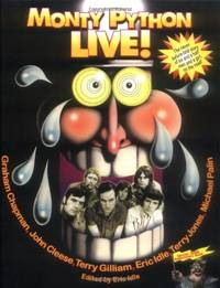 Monty Python Live! by  Eric Idle - Paperback - from World of Books Ltd and Biblio.com