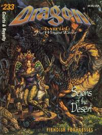 Dragon Magazine #233 by TSR - Dragon Magazine #233 - 1996 - from Stevens Collectibles and Biblio.com