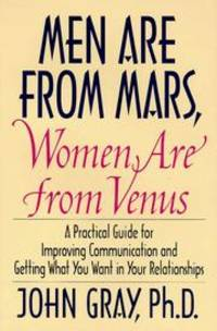image of Men Are from Mars, Women Are from Venus: A Practical Guide for Improving Communi
