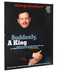 The New York Times Magazine, February 6, 2000: King Abdullah II of Jordan