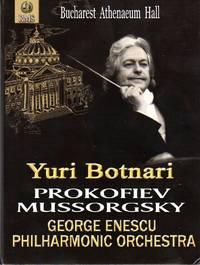 Yuri Botnari conducts Prokofiev \