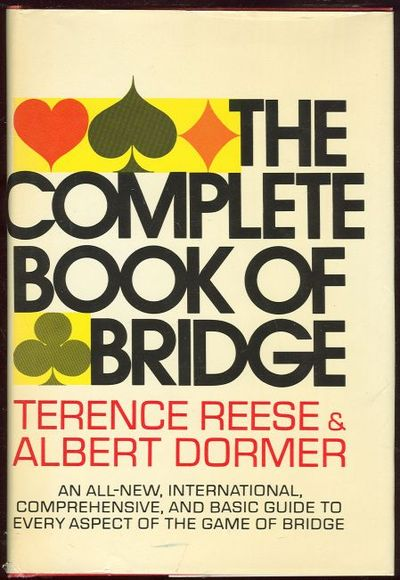 COMPLETE BOOK OF BRIDGE, Reese, Terence and Albert Dormer