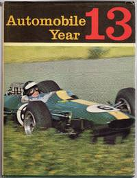 image of Automobile Year No.13 1965-1966
