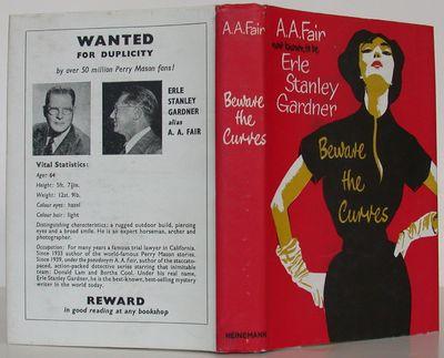Heinemann, 1957. 1st Edition. Hardcover. Fine/Fine. A fine first British edition in a stunning fine ...