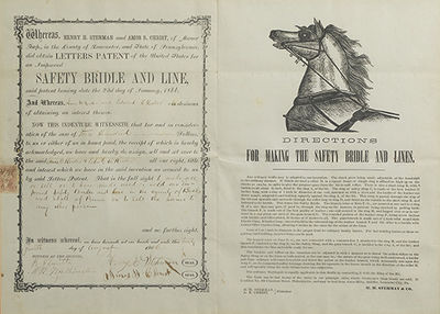 Manor Township, Lancaster County, PA, 1866. First edition. Matted and framed, size 22 x 17 1/2 inche...