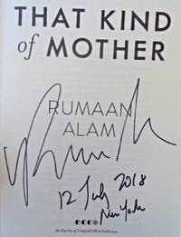 THAT KIND OF MOTHER (SIGNED, DATED, NYC)
