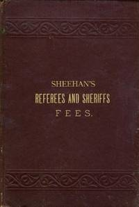 Referees and Sheriffs Fees in the State of New York