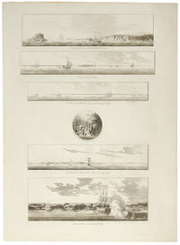 [A group of six views near Halifax printed on a single plate] `A View of Cape Egmont and Winter Rock from the Eastward.'; `Entrance of Egmont Harbor.'; `The Entrance of Keppel Harbor, 10 Leagues to the Eastward of Halifax.'; `Falls of Hinchinbroke River, the North East Branch of Sandwich Bay.'; `The Entrance into Chisetcook Inlet 4 Leagues Eastward of Halifax.'; `Dartmouth Shore in the Harbor of Halifax'