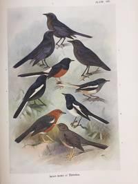 Birds of the island of Java