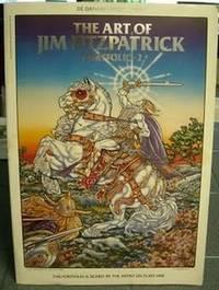 THE ART OF JIM FITZPATRICK PORTFOLIO VOL 2