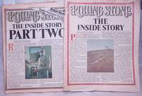 image of Rolling Stone: The Inside Story parts 1_2; #198_#200, Oct. 23, 1976_Nov. 20, 1976 [two issues] The Inside Story; Tania's World