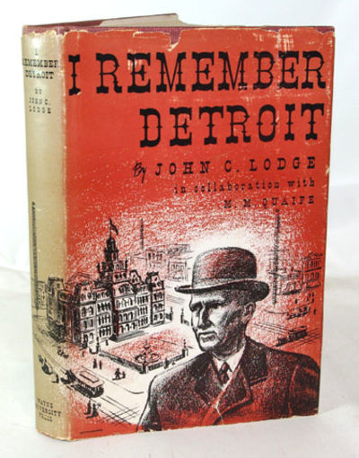 Detroit: Wayne University Press, 1949. First Edition. Limited Edition Near fine in red, buckram clot...