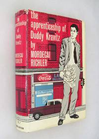 literary analysis of the book the apprenticeship of duddy kravitz by mordecai richler The apprenticeship of duddy kravitz (new canadian library) by [richler,  mordecai]  the apprenticeship of duddy kravitz is the novel that established  mordecai richler  amoral, inventive, ruthless, and scheming, duddy kravitz is  one of the most magnetic anti-heroes in literature, a man who  see all  supported devices.