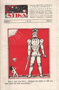image of Štika: časopis satirický [The pike: a satirical journal], vol. I, no. 1