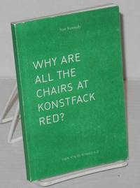 image of Why Are All the Chairs at Konstfack Red