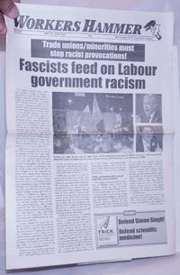 image of Workers Hammer: Newspaper of the Spartacist League[Britain] 2009-2010, Winter, No. 209