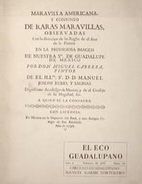 El Eco Guadalupana (4, 19)