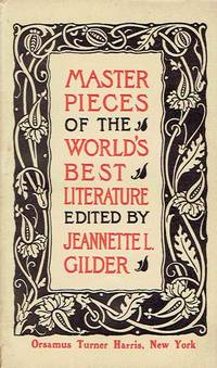 Masterpieces of the World's Best Literature