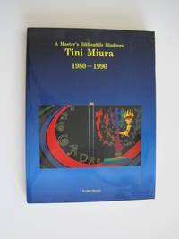 A Master's Bibliophile Bindings, Tini Miura 1980-1990