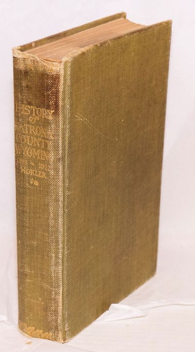 Chicago: R. R. Donnelley & Sons Co. The Lakeside Press, 1923. Hardcover. xiv, 477p., first edition i...