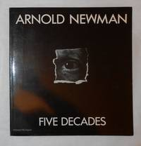 Arnold Newman - Five Decades (US touring exhibition 1986 - 1989)