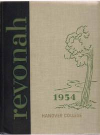 Revonah (Yearbook, Hanover College, 1954)