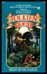 NIGHT OF THE NAZGUL - Tolkien Quest