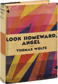 image of Look Homeward, Angel (First Edition)