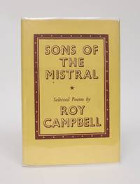 Sons of the Mistral: Selected Poems