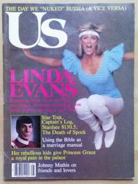 Us Magazine, June 22, 1982 Linda Evans, Star Trek, The Death of Spock, Princess Grace, and Johnny...