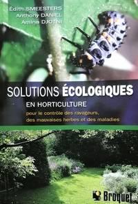 image of Solutions écologiques en horticulture pour le contrôle des ravageurs, des mauvaises herbes et des maladies