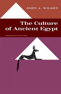 The Culture Of Ancient Egypt