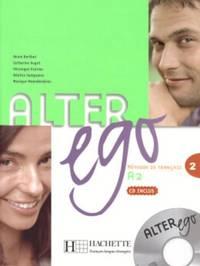 Alter Ego: Methode De Francais 2: Livre de l'eleve & CD audio 2