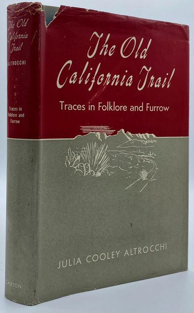 Caldwell: The Caxton Printers, 1945. First Edition. 327pp. Octavo Blue cloth with the title in red o...