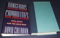 image of Dangerous Capabilities: Paul Nitze and the Cold War