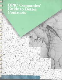 image of DPIC Companies' Guide to Better Contracts (For Design Professionals)