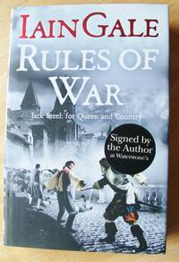 Rules of War: (Jack Steel 2):   (Signed by the author)