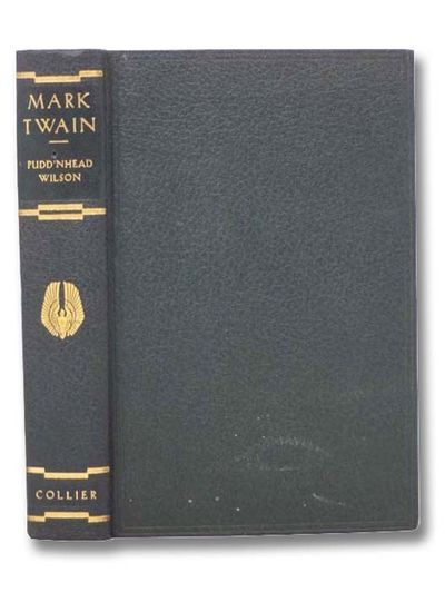 P. F. Collier & Son Company, 1922. Hard Cover. Very Good/No Jacket. No jacket. Ink name on second bl...