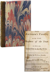 The Author's Farce; and the Pleasures of the Town. As Acted at the Theatre in the Hay-Market