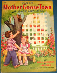 image of Visit Mother Goose with Jack and Jill a Peek a Boo Book