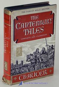 image of The Canterbury Tales: The Famous Skeat Edition (Modern Library #161.2)