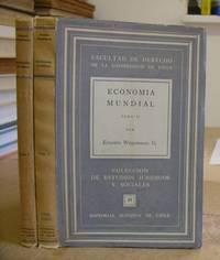 Economia Mundial Tomo I [con - with] Tomo II Los Sistemas Económicos