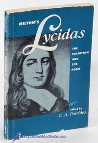 Milton's Lycidas: The Tradition and the Poem