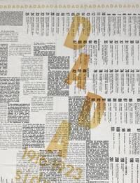 image of Duchamp DADA Poster