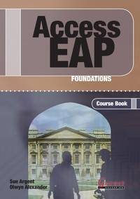 Access EAP: Foundations: Course Book