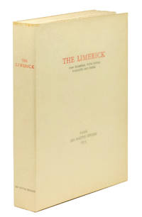 The Limerick. 1700 Examples, with Notes, Variants and Index.