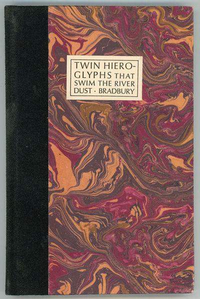 Northridge, California: Lord John Press, 1978. Octavo, cloth-backed boards, printed paper label affi...