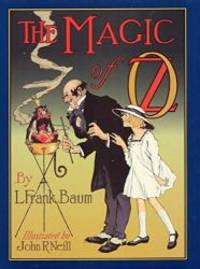 image of The Magic of Oz (Books of Wonder)