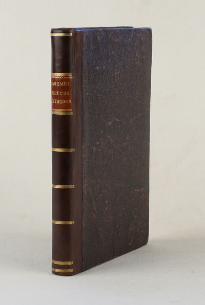 Numerous illus. in the text. x, 305 pp., 1 leaf of errata. 8vo, cont. half-calf & marbled boards (ni...